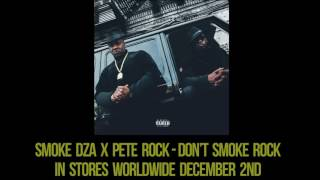 Smoke DZA x Pete Rock -