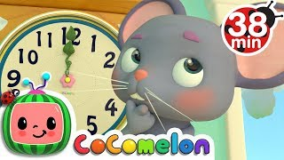 Hickory Dickory Dock | +More Nursery Rhymes & Kids Songs - ABCkidTV