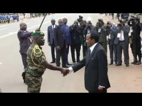 46ème Edition de la Fête Nationale du Cameroun - Défilé Militaire