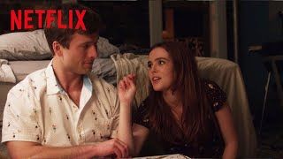 Set It Up | Pizza Scene | Netflix