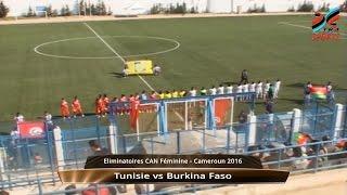 ملخص مباراة المنتخب التونسي و المنتخب البوركيني سيدات ...
