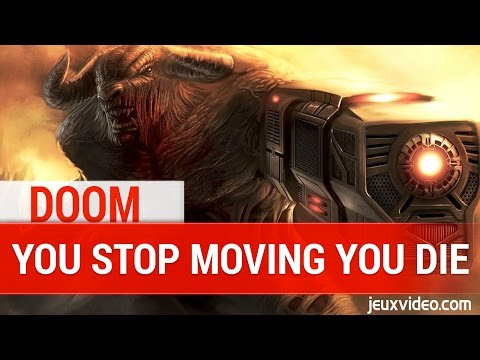DOOM 4 : Interview iD Software - You stop moving you Die - YouTube