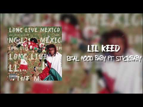 Lil Keed - REAL HOOD BABY (feat. StickBaby) [Official Audio]