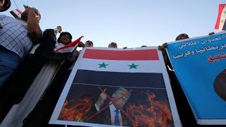 OPCW inspectors arrive in Damascus, Syria