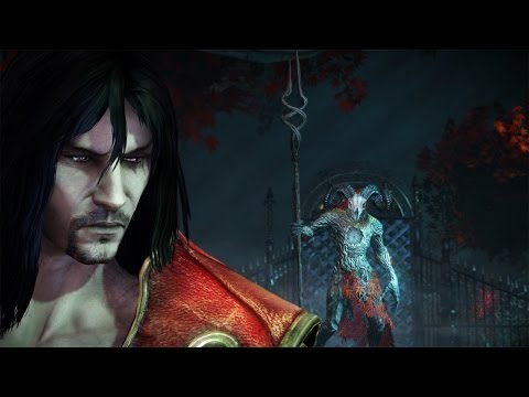 Castlevania Lords of Shadow 2  Pelicula Completa Full Movie