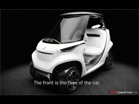 Transportation Design: Mercedes-Benz Golf Car