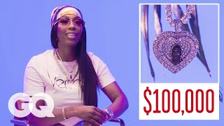 Kash Doll Shows Off Her Insane Jewelry Collection | GQ