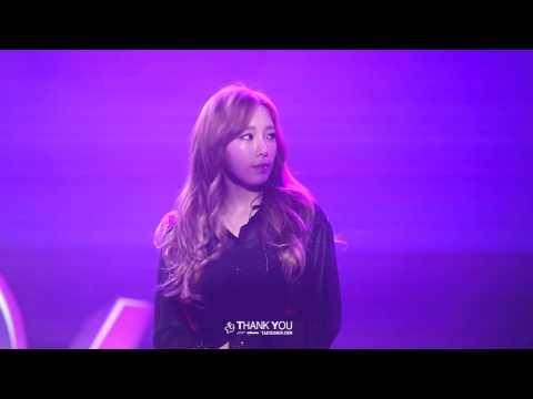 141111 Taeyeon Only U Live
