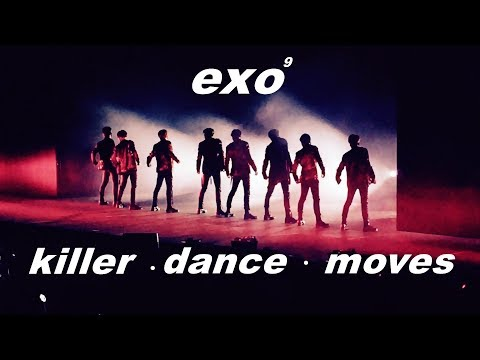 EXO   /  KILLER DANCE MOVES