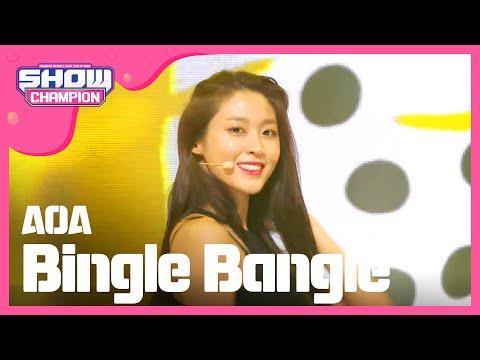 Show Champion EP.273 AOA - Bingle Bangle