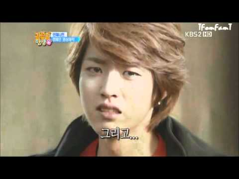 INFINITE   Birth of a Family Ep 13 SungYeol Funny cut1