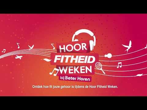 BETER HOREN Hoor Fitheid Weken