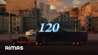 BAD BUNNY - 120   EL ÚLTIMO TOUR DEL MUNDO [Visualizer]