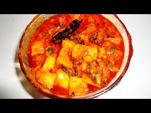 Simple Cucumber Avakai (దోసకాయ ఆవకాయ).:: By Attamma TV ::. - Smashpipe Food
