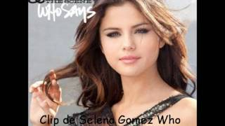selena gomez whos ays FrenchiFrends clip Facebook - YouTube