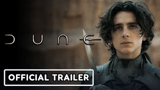 Dune - Official Trailer (2021) Timothée Chalamet, Oscar Isaac, Zendaya