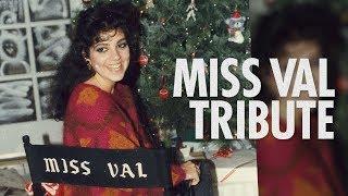 Miss Val Retirement Tribute