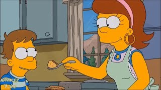 Homer missed his mother!