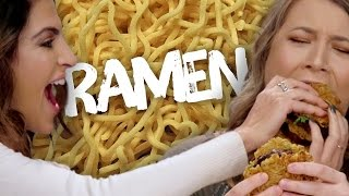 6 Weird Ramen Creations (Cheat Day)