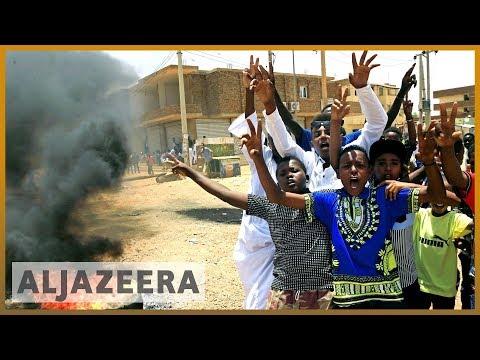 Sudan civil disobedience campaign starts