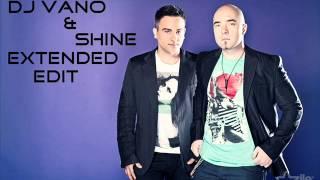 Party Collective   Atinge feat  Irina Sarbu)(DJ Vano & Shine Extended Edit)(2013)