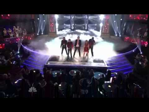 Final Performance (1) - Pentatonix -
