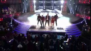 """Final Performance (1) - Pentatonix - """"Without You"""" by David Guetta ft Usher - Sing Off - Series 3"""