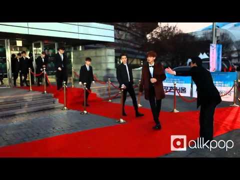 24th Seoul Music Awards red carpet: EXO