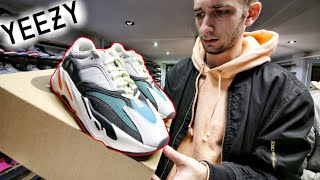 ADIDAS YEEZY 700 WAVERUNNER in HAND! ARE THESE WORTH THE $1,000?