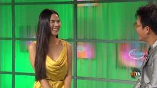Phỏng vấn siêu mẫu Kim Cương
