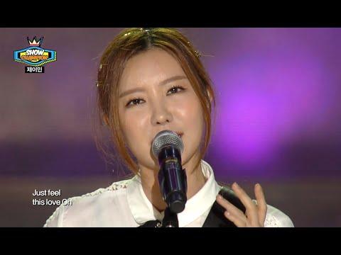 J-Min - Shine (with Titan), 제이민 - 샤인, Show Champion 20140806