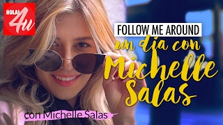 'FOLLOW ME AROUND'   Conociendo a Michelle Salas