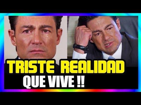 i HACE UNAS HORAS ! TRISTE REALIDAD de FERNANDO COLUNGA que VIVE HOY  !