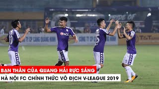 Hà Nội chính thức vô địch V-League nhờ Sao Mai mới nổi | Khán Đài Online