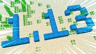 40 Updates ADDED / CHANGED in Minecraft 1.13