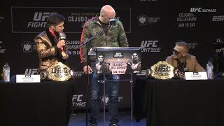 Fight Night Brooklyn: Pre-Fight Press Conference Highlights
