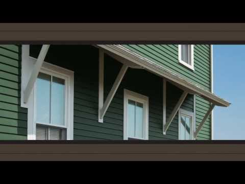 Apex Ultrex Siding System - Real World Tough Video