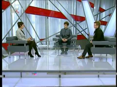 Gostovanje u emisiji Hrvatska uživo o društvenim mrežama i američkim predsjedničkim izborima