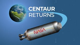 The Mysterious Return Of NASA's Centaur Rocket