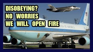 [Live ATC] The Power of the Air Force ONE