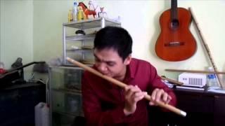 Hãy về đây bên anh ( La trầm ) - Huy Hiệu- flute /Website :www.saotruchuyhieu.com