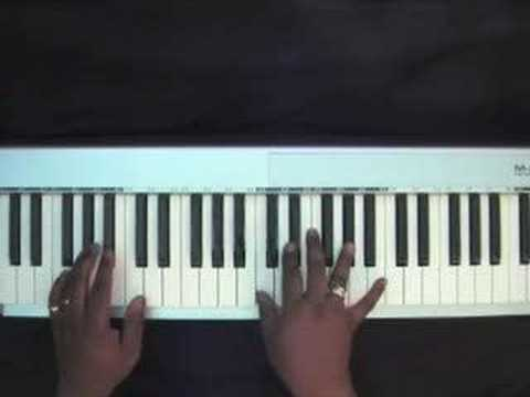 Sweep Through The City - Shirley Caesar - Piano Tutorial