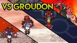 Evolution of Groudon Battles (2003 - 2017)
