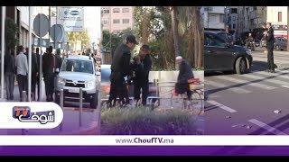 بالفيديو...شوفو كيفاش البوليس أنقذ الديربي من الشغب مباشرة بعد نهاية اللقاء | بــووز