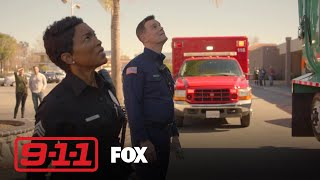 First Responders Search For Someone In A Dumpster | Season 1 Ep. 9 | 9-1-1