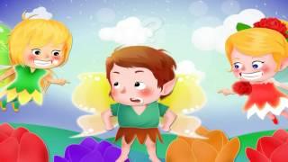 Ước Mơ Thần Tiên - Ca Nhạc Thiếu Nhi Vui Nhộn HD