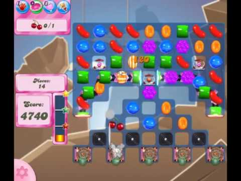 Candy Crush Saga Level 2618 - NO BOOSTERS