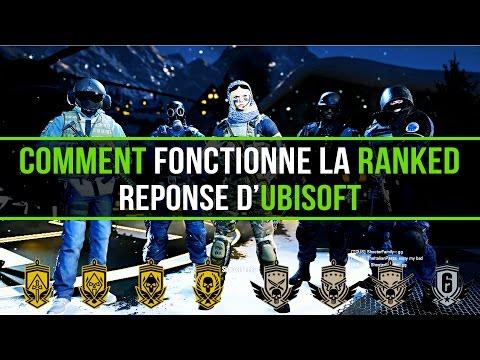 COMMENT FONCTIONNE LA RANKED ? RÉPONSE d'UBISOFT ...