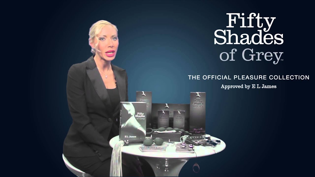 Fifty Shades of Grey The Official Pleasure Collection ...