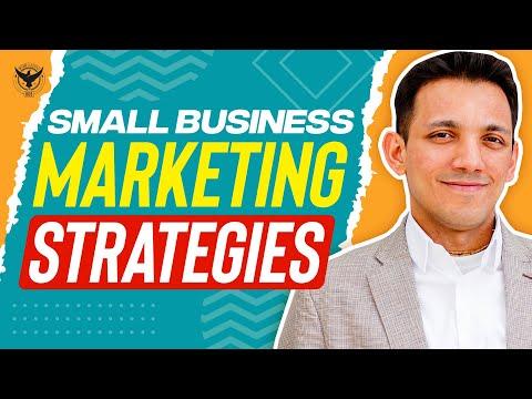 Top 15 Small Business Marketing Strategies 2020